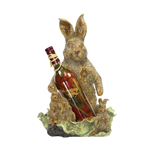 Sterling Industries Rabbit Wine Holder