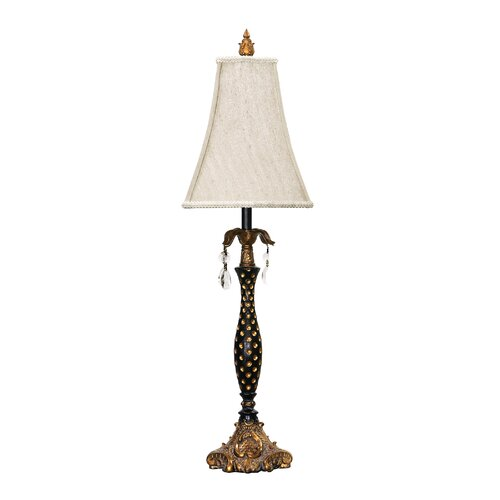Sterling Industries Table Lamp with Polka Dots