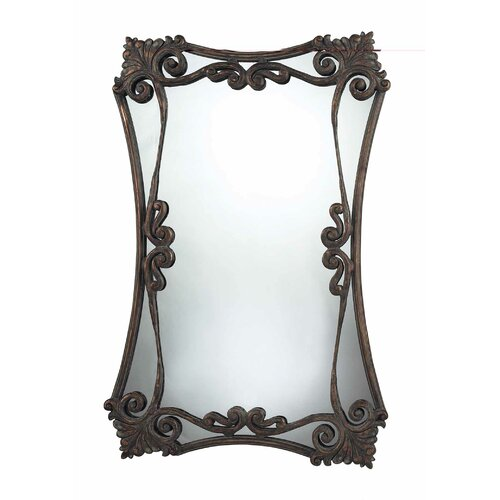 Sterling Industries  Iron Bridge Mirror