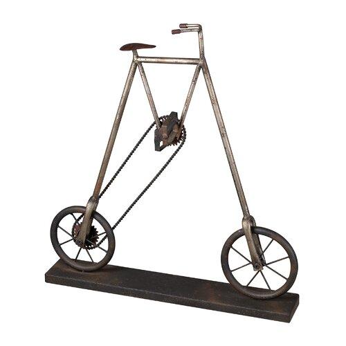 Sterling Industries Bicycle Sculpture
