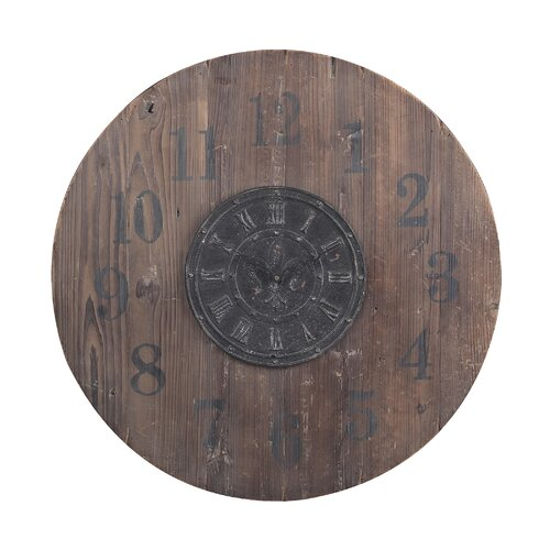"Sterling Industries Oversized 30"" Wall Clock"
