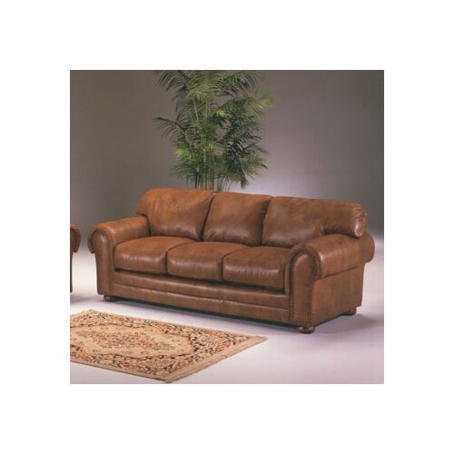 Winchester Cheyenne Leather Loveseat