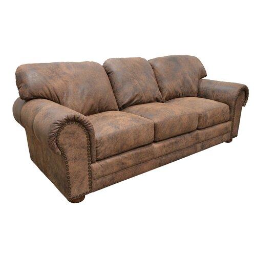 Winchester Cheyenne Leather Sleeper Sofa