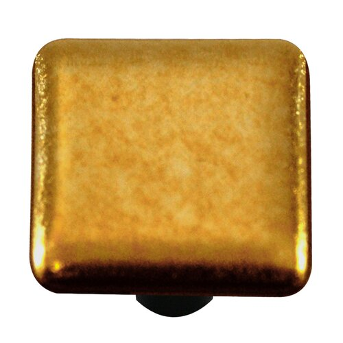 "Hot Knobs Metallic 1.5"" Square Knob"