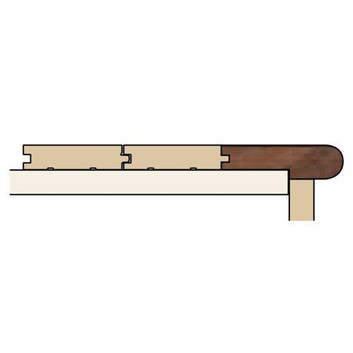 "IndusParquet 0.75"" x 5.5"" Nosing Trim Solid"