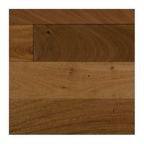"IndusParquet 3-1/4"" Engineered Hardwood Amendoim Flooring"
