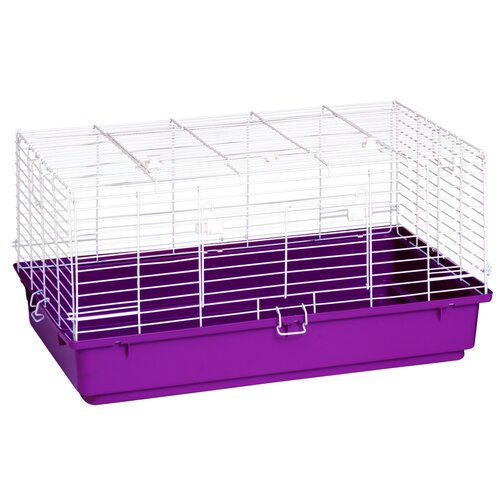 Miller Mfg Pet Lodge Pop-Up Small Animal Cage
