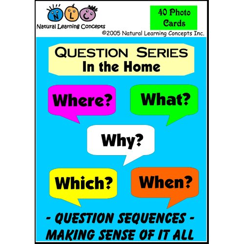Question Series - In The Home
