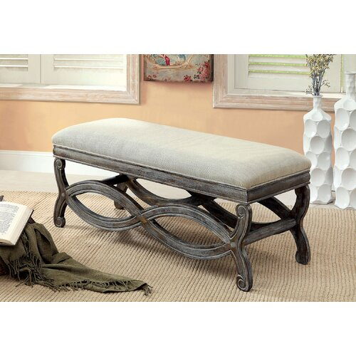 Vernona Upholstered Entryway Bench