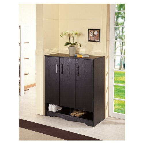 Hokku Designs Sadie Modern 9 Shelf Shoe Cabinet