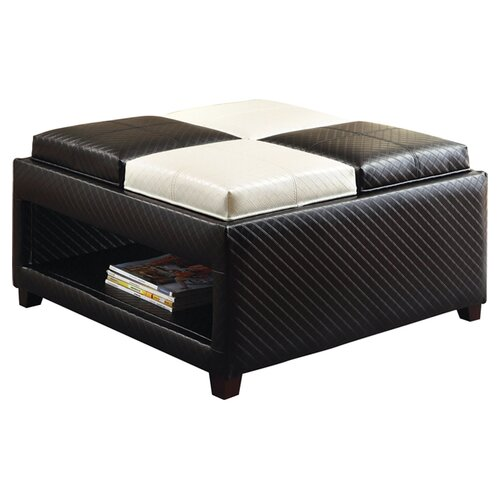Enitial Lab Sophisticated Cocktail Ottoman
