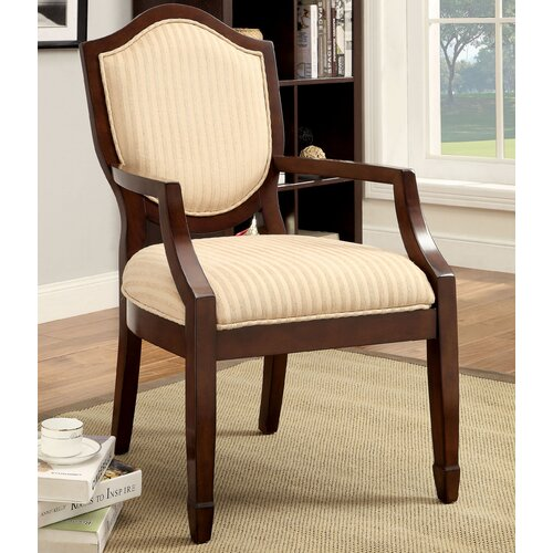 Bernetta Cotton Arm Chair