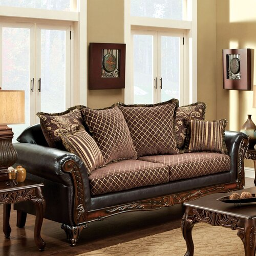 Constantine Ornate Sofa