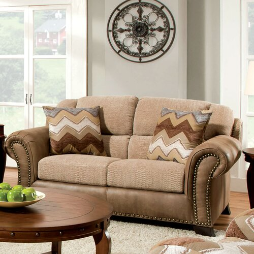 Hokku Designs Scoobie Pub Loveseat