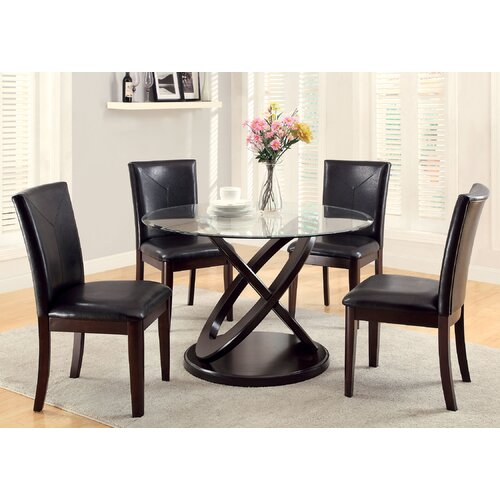 Coventry Two Tone 5 Piece Dining Set Wayfair