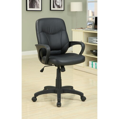 Enitial Lab Midrad Leatherette Executive Office Chair