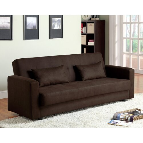 Hokku Designs Proxi Storage Sleeper Sofa