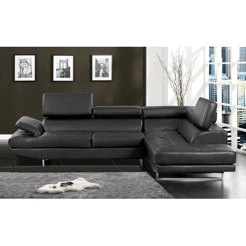 Enitial Lab Connor Sectional