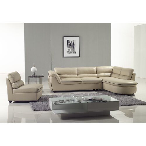 Hokku Designs Alexa Sectional