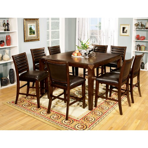 Enitial Lab Max 7 Piece Counter Height Dining Set