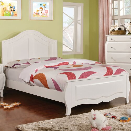 Enitial Lab Quinn Panel Bed