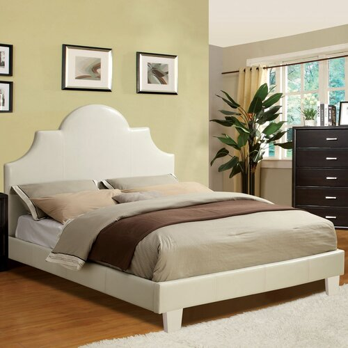 Hokku Designs Blanco Platform Bed
