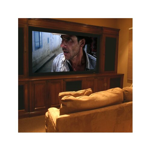 Draper Onyx Grey Electric Projection Screen