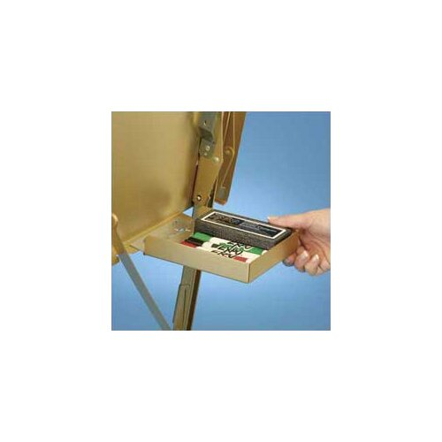Draper DR Series Decorative Brass Poster Easel