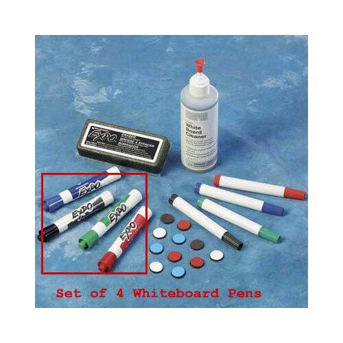 Draper Dry Erase Porcelain Marking Pens
