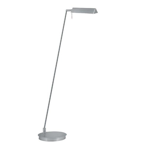 Lamp Works LMW1188,1 Light LED Floor Lamp