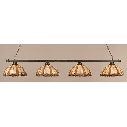 Toltec Lighting Any 4 Light Kitchen Island Pendant