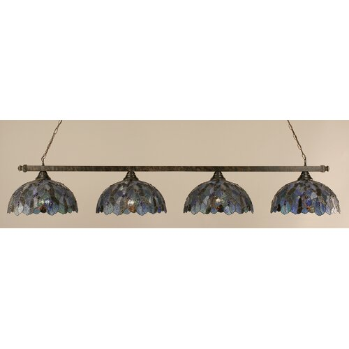 Any 4 Light Kitchen Island Pendant