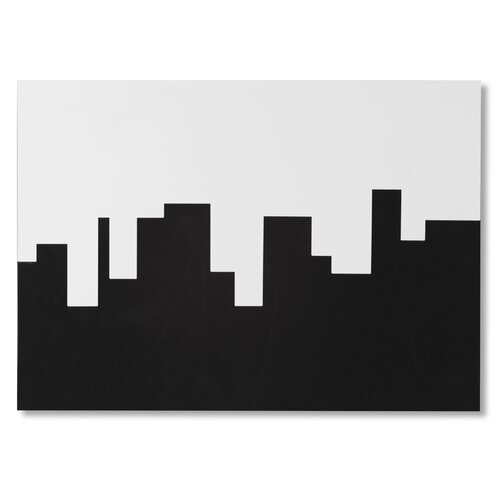 "Umbra Skyline Office 1'3"" x 1'9"" Bulletin Board"