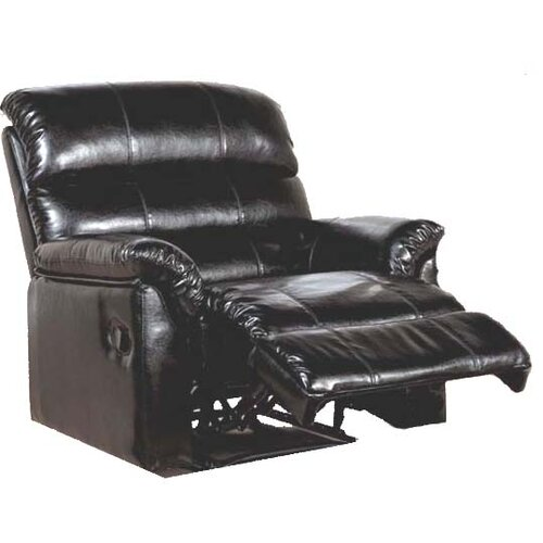 Harmonic Leather Massage Recliner