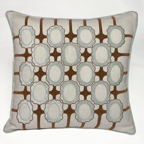 Kevin O'Brien Studio Frames Decorative Pillow