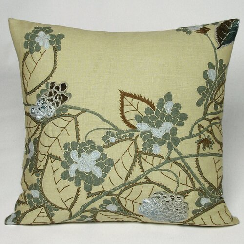 Kevin O'Brien Studio Hydrangea Decorative Pillow