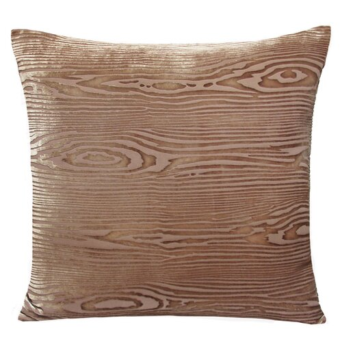 Kevin O'Brien Studio Woodgrain Decorative Pillow