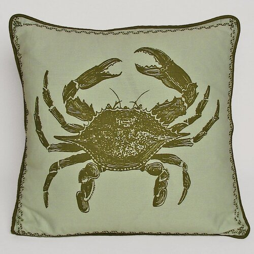 Crab Decorative Pillow
