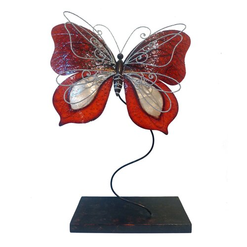 Table Butterfly Sculpture