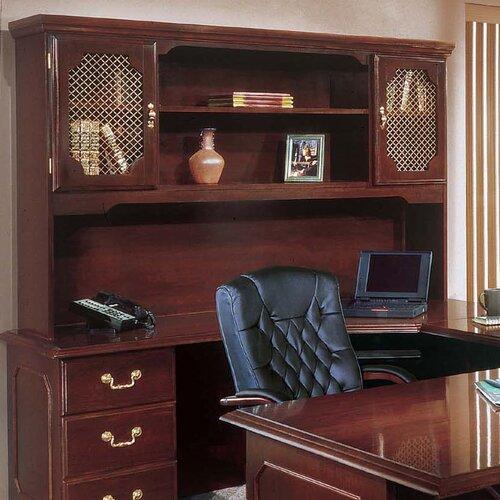 """DMI Office Furniture Governor's 46"""" H x 66"""" W Desk Hutch"""