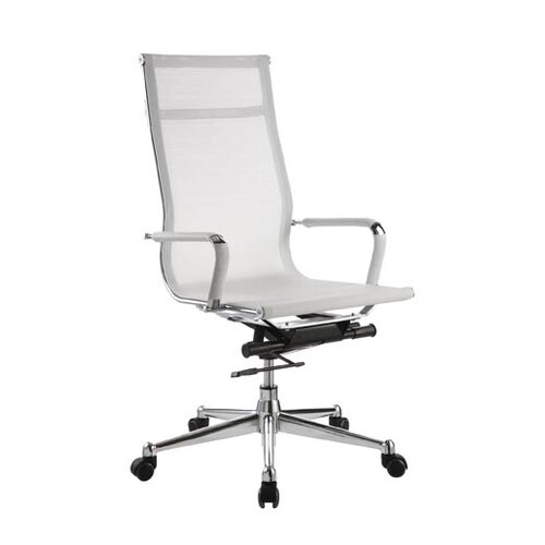 DMI Office Furniture High-Back Pantera Metal and Nylon Office Chair