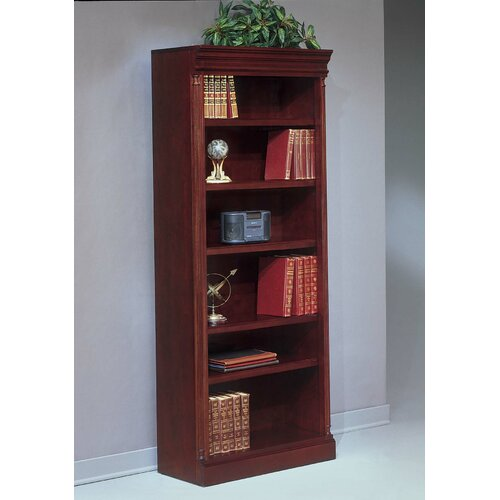"DMI Office Furniture Keswick 78"" Open Bookcase"