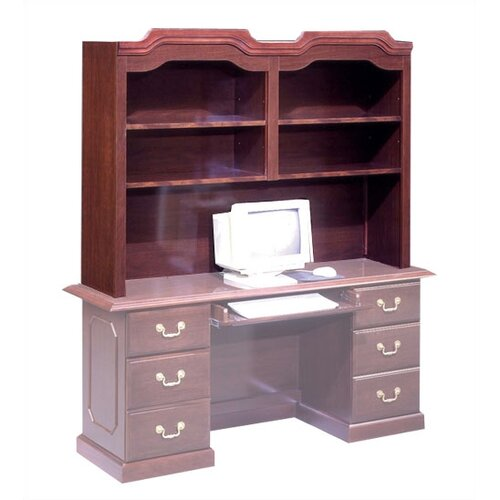 "DMI Office Furniture Governor's 46"" H x 60"" W Desk Hutch"