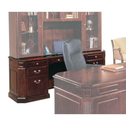 DMI Office Furniture Oxmoor Kneehole Credenza
