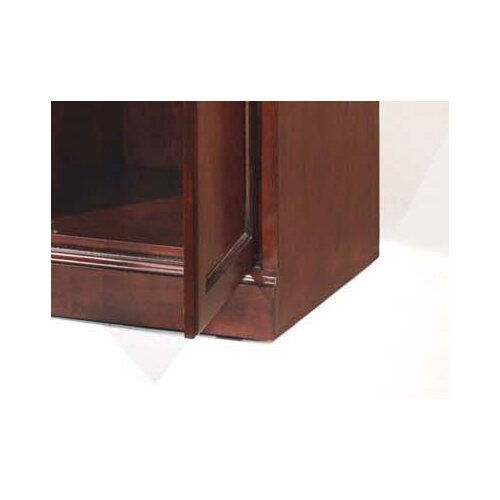 "DMI Office Furniture Oxmoor 34.5"" Double Door Storage Wardrobe Cabinet"