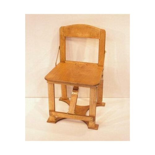 Spiderlegs Folding Side Chair
