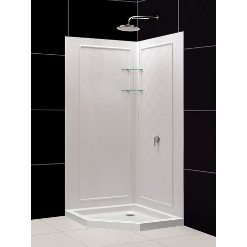 Dreamline SlimLine Neo Tray Shower Enclosure