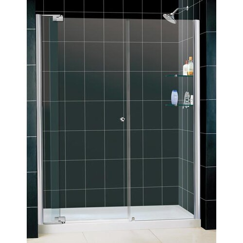 Dreamline Allure Frameless Pivot Shower Door