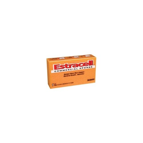 Armaly Brands Estracell Extra-Large Commercial Utility Sponge