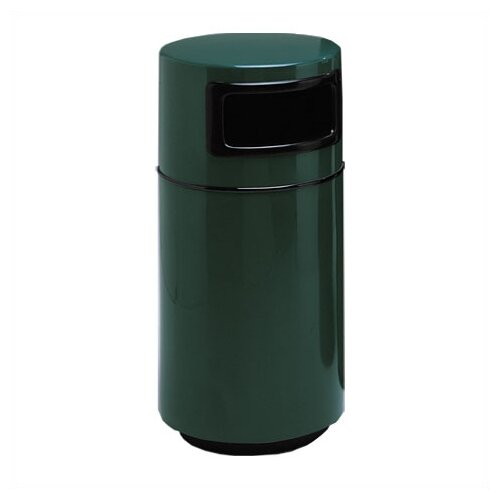 Witt Fiberglass Series 27 Gallon Side Entry Round Receptacle